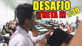 FINGINDO SER PROFESSOR NA UNIVERSIDADE DESAFIO #39