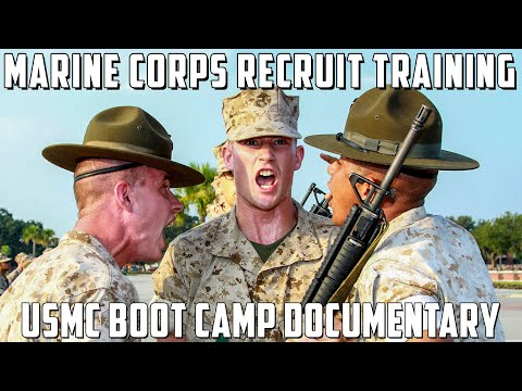 watch Earning The Title - Making Marines on Parris Island