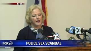 Bay Area current and former officers charged in sex scandal