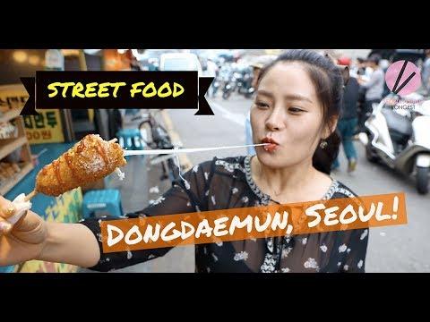 Xxx Mp4 Korean Street Food In Dongdaemun 3gp Sex