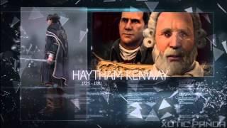 Assassin's Creed Rogue: Haytham Kenway Inspiration Video Profile