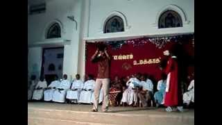 Funny Story in Tamil with songs.......(at All Saints Church, Thiruvottiyur)