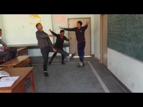 Gr noida GUJJAR boys fun in kv school