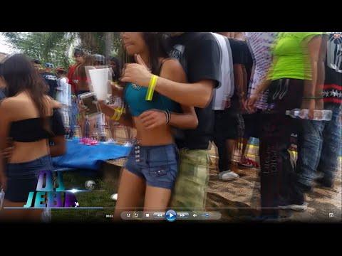 Pool Party Reggaeton 2015 Ella Cuando Baila Rizo y Zuker & Dj Jeba