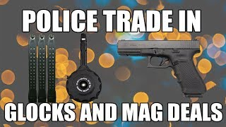 DAILY DEAL ALERT: Amazing Glock Turn-In Deals And Mag Deals to Go With Them