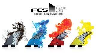 FCS II Essential Series Fins