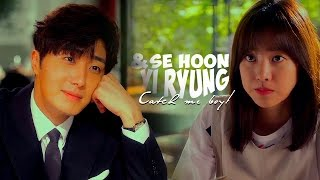 Catch Me || Se Hoon & Yi Ryung ∞ High-end Crush