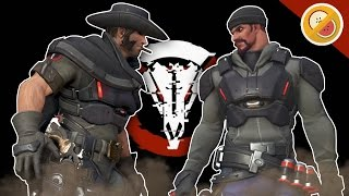 BLACKWATCH CIVIL WAR! | Overwatch Gameplay (Uprising Update)