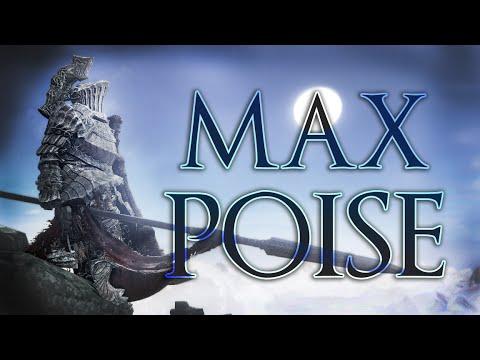 Maximum Possible POISE in Dark Souls 3?