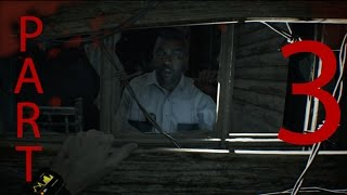 Police-RESIDENT EVIL 7 Walk through Game play Part 3