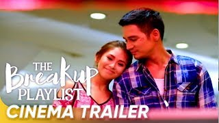 'The Breakup Playlist' Cinema Trailer