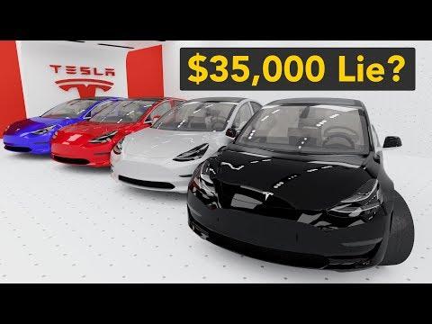 Xxx Mp4 Is The 35K Tesla Model 3 A Lie 3gp Sex
