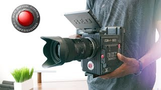 The RED Raven Camera Kit: It