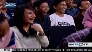 Fajar Nugra - Anggota DPR (Dewan Perwakilan Rempong ) Stand Up Comedy Indonesia