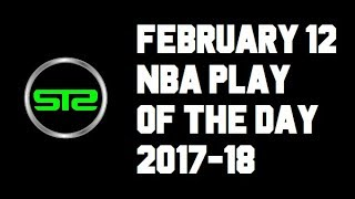 February 12, 2018 - NBA Pick of The Day - Today NBA Picks Against The Spread ATS Tonight - 2/12/18