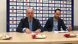 Max Menetti dopo Grissin Bon - Galatasaray