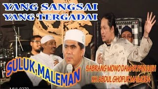 Suluk Maleman Terbaru 18 Maret 2017 Sabrang Mowo Damar Panuluh - Yang Sangsai Yang Tergadai