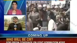 NewsX: Aam Aadmi party's opponents on Government formation in Delhi