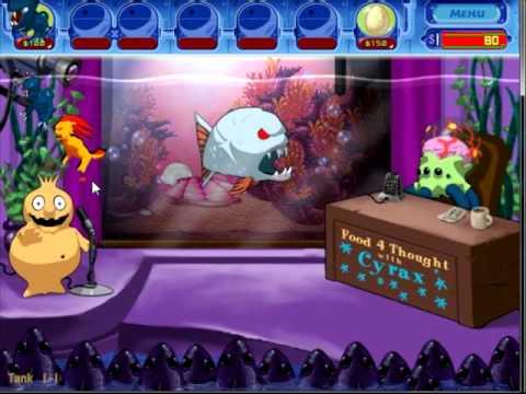insaniquarium revenge of the fish
