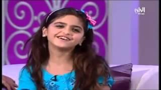 cute arabic girl sing hindi song !!!!!!