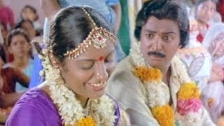 Gopurangal Saivathillai Comedy - Suhasini, Mohan Wedding Scene
