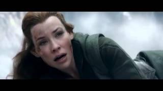 The Hobbit - Kili's death