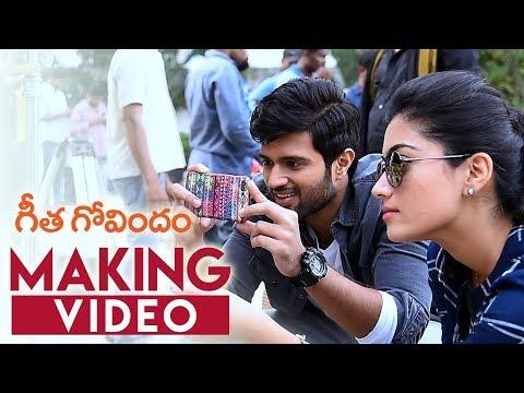 Xxx Mp4 Geetha Govindam Making Video Vijay Deverakonda Rashmika Gopi Sundar Parasuram 3gp Sex