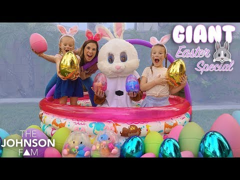 Xxx Mp4 OUR GIANT EASTER SPECIAL 🐰 The Johnson Fam 3gp Sex