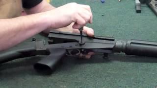 Gunsmithing Disassembly: FN FAL (Gunworks)