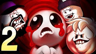 Oney Plays The Binding Of Isaac: Antibirth (FAN MOD) - Ep 2 - Am I Dead?