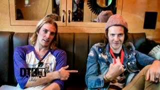 The Maine / Nick Santino - TOUR TIPS (Top 5) Ep. 271 [Warped Edition 2014]