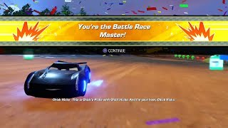 Cars 3: Driven to WIn (PS4) - Jackson Storm vs. Miss Fritter (It