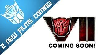 TF6 & Bumblebee 2 CONFIRMED?! - [CYBERTRON NEWS]