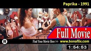 Watch: Paprika (1991) Full Movie Online