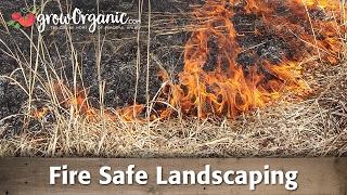 Fire Safe Landscaping
