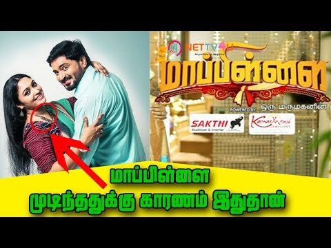 Xxx Mp4 Mappillai Stopped Because Of This Real Reason Why Vijay Tv Serial Mappillai Stopped 3gp Sex