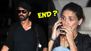 Arjun Rampal and Wife Mehr Rampal's Relation Ka THE END?