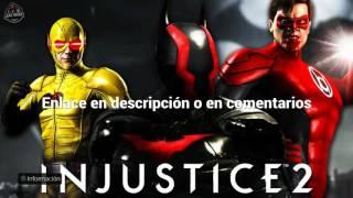 Link Enlace para beta de Injustice 2.Enlace en descripción o en comentarios