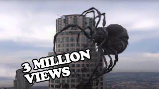 BIG ASS SPIDER - Hollywood Movie - Malik Gillani