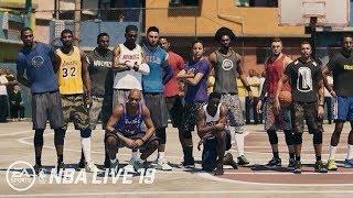 NBA Live 19 1st Screenshot!