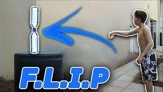INSANE WATER BOTTLE FLIP TRICKSHOTS! BEST GAME OF F.L.I.P! SPRING BREAK 2017!