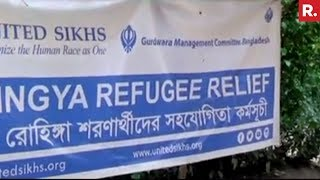 Myanmar Hindu Refugees In Bangladesh Camps