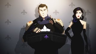 Agents of Mayhem All Agent Operations (Character Story/Unlock Missions)