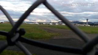 Edinburgh airport 11th August 2015