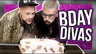#BDAYDIVAS - Nossa Festa de Aniversário | Diva Depressão