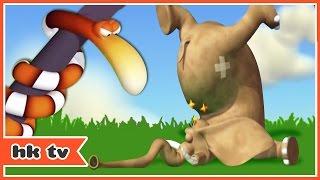 Gazoon: Elephant Tries Gymnastics | Cartoons for Children | Funny Cartoons | HooplaKidz TV