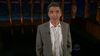 Late Late Show with Craig Ferguson 5/31/2011 Ray Romano, Lisa Masterson