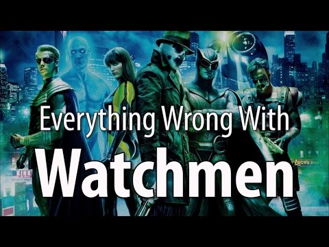 Everything Wrong With Watchmen In 17 Minutes Or Less