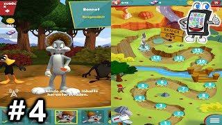 LOONEY TUNES HETZJAGD #4 App deutsch | BUGS BUNNY KRIEGT NEUEN HUT | Spiel mit mir Games