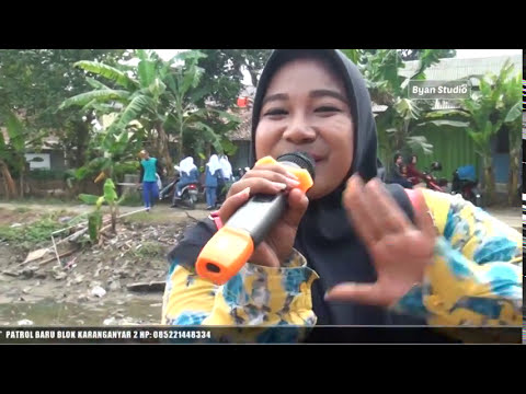 HARUSKAH BERAKHIR - Vocal Neng Winda - Andi Putra 2 - BYAN STUDIO HD - LIVE IN PATROL BARU